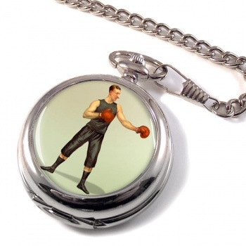 Boxing World Champion Pocket Watch