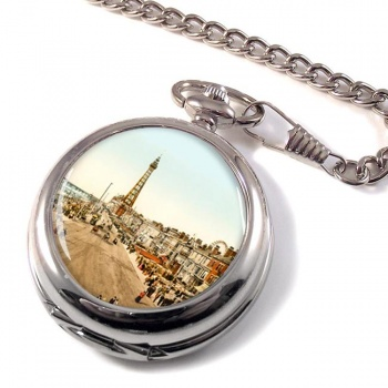 Blackpool Promenade Pocket Watch