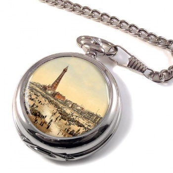 Blackpool Tower Pocket Watch