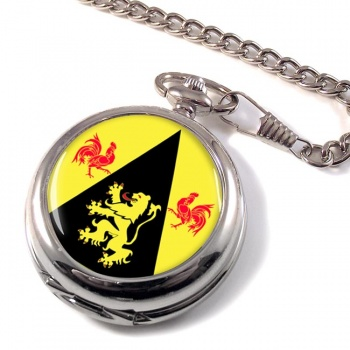 Brabant wallon (Belgium) Pocket Watch