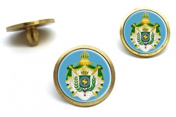 Imperio do Brasil Golf Ball Marker