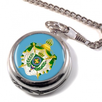 Imperio do Brasil Pocket Watch