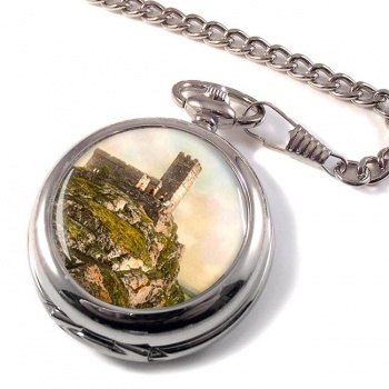 Brentor Dartmoor Pocket Watch