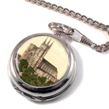 Bridlington Quay Priory Church Pocket Watch