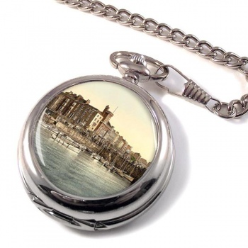 Bridlington Quay Pocket Watch