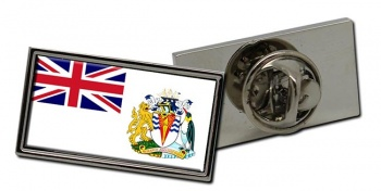 British Antarctic Territory Flag Pin Badge
