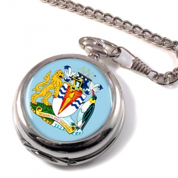 British Antarctic Territory Pocket Watch