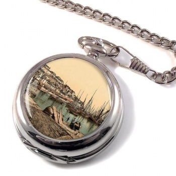 Brixham Devon Pocket Watch