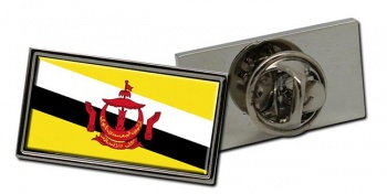 Brunei Flag Pin Badge