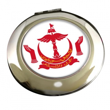 Brunei Round Mirror