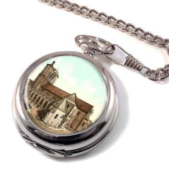 Brunswick Cathedral Germany Pocket Watch