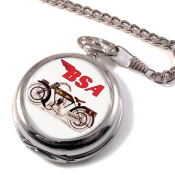BSA Pocket Watch
