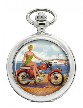 BSA Bantam Pocket Watch