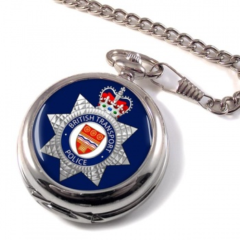 British Transport Police Pocket Watch