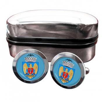 Bucuresti Bucharest (Romania) Crest Cufflinks