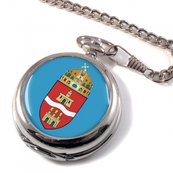 Budapest (Hungary) Pocket Watch