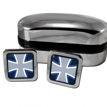 German Navy (Deutsche Marine) Square Cufflinks