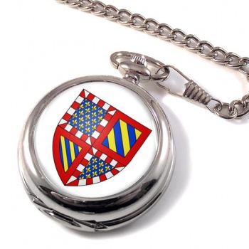 Bourgogne Burgundy (France) Pocket Watch