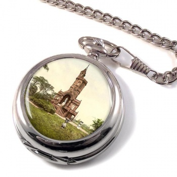 Burns Monument Kilmarnock Watch Pocket Watch