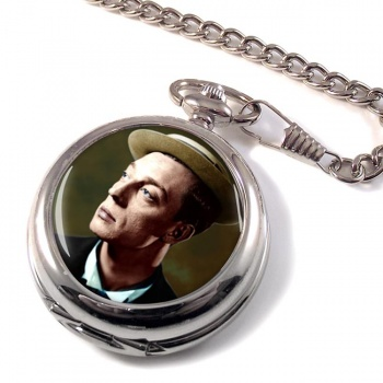 Buster Keaton Pocket Watch