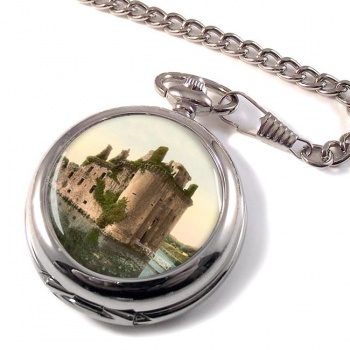 Caerlaverock Castle Dumfries Pocket Watch
