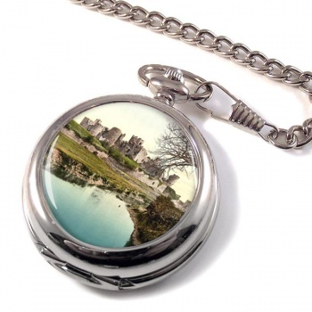 Caerphilly Castle Pocket Watch