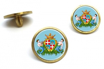 Cagliari (Italy) Golf Ball Marker