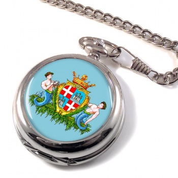 Cagliari (Italy) Pocket Watch