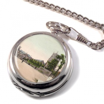 Camborne Cornwall  Pocket Watch