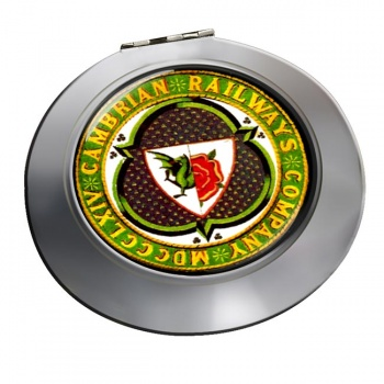 Cambrian Railway Chrome Mirror