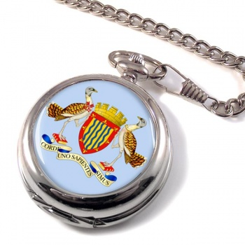 Cambridgeshire (England) Pocket Watch