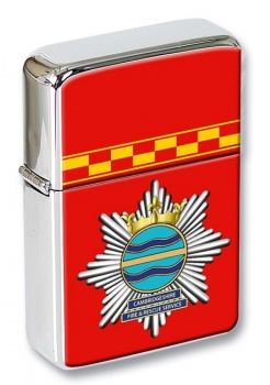 Cambridgeshire Fire and Rescue Flip Top Lighter