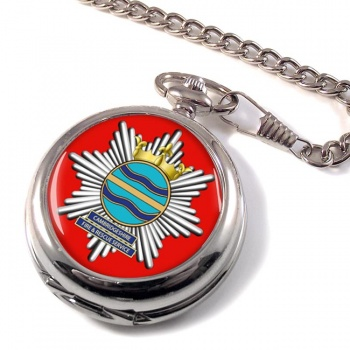 Cambridgeshire Fire and Rescue Pocket Watch