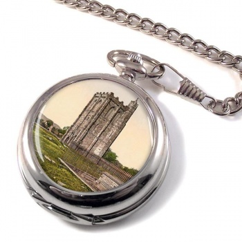 Cambuskenneth Abbey Stirling Pocket Watch