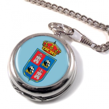 Campeche (Mexico) Pocket Watch
