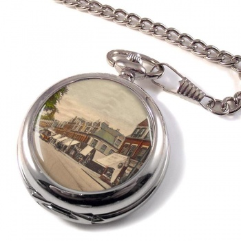 Cambridge Parade Twickenham Pocket Watch