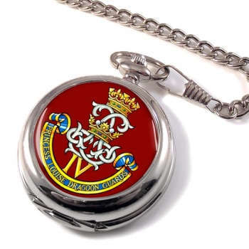 4th Princess Louise Dragoon Guards (Canadian Army) Pocket Watch