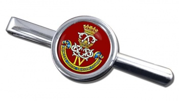 4th Princess Louise Dragoon Guards (Canadian Army) Round Tie Clip