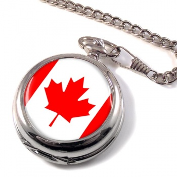 Canada Pocket Watch