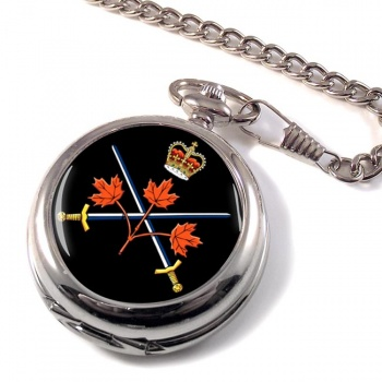 Canadian Army Pocket Watch