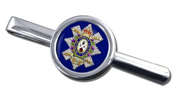 The Black Watch (Royal Highland Regiment) of Canada Round Tie Clip