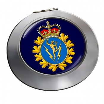 Communications and Electronics Branch (Canadian Army) Chrome Mirror