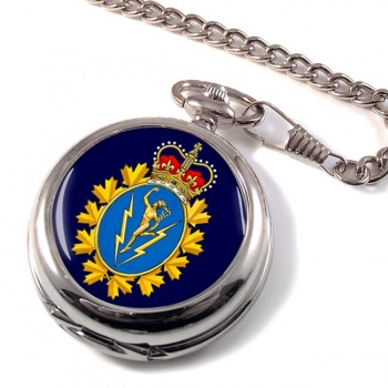 Communications and Electronics Branch (Canadian Army) Pocket Watch