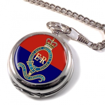 Royal Canadian Horse Artillery Pocket Watch