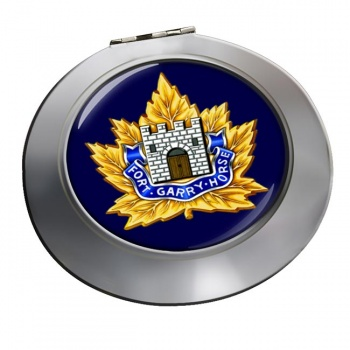 Fort Garry Horse (Canadian Army) Chrome Mirror