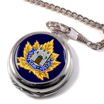 Fort Garry Horse (Canadian Army) Pocket Watch