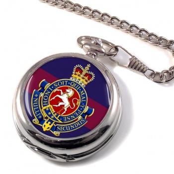 Governor General's Horse Guards (Canadian Army) Pocket Watch