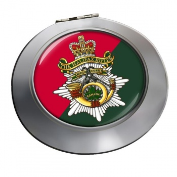 Halifax Rifles (Canadian Army) Chrome Mirror