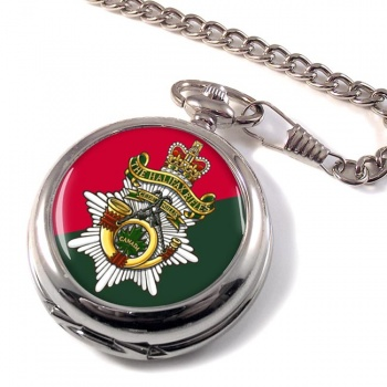 Halifax Rifles (Canadian Army) Pocket Watch