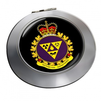Canadian Joint Incident Response Unit (Canadian Army) Chrome Mirror
